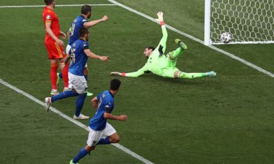Italia finaliza invicto en el Grupo A de la Eurocopa. Foto: Twitter