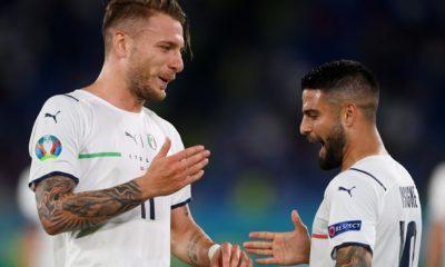 Italia le ganó a Turquía. Foto: Twitter