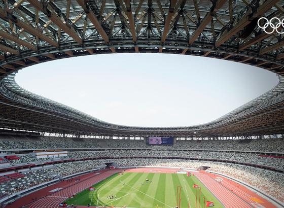 Juegos Olímpicos se realizarán con público. Foto: Twitter