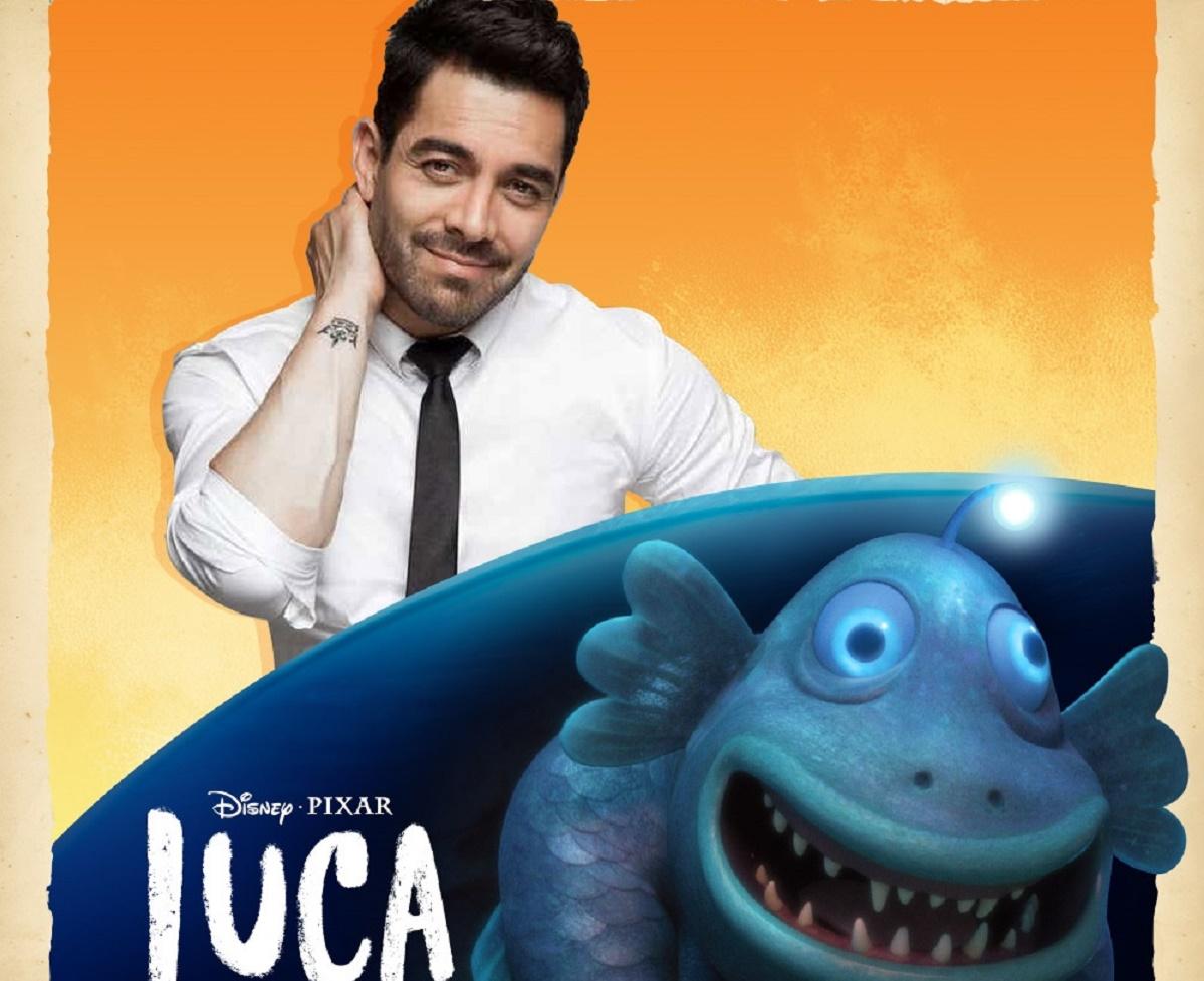 Omar Chaparro es Tío Ugo, de Luca
