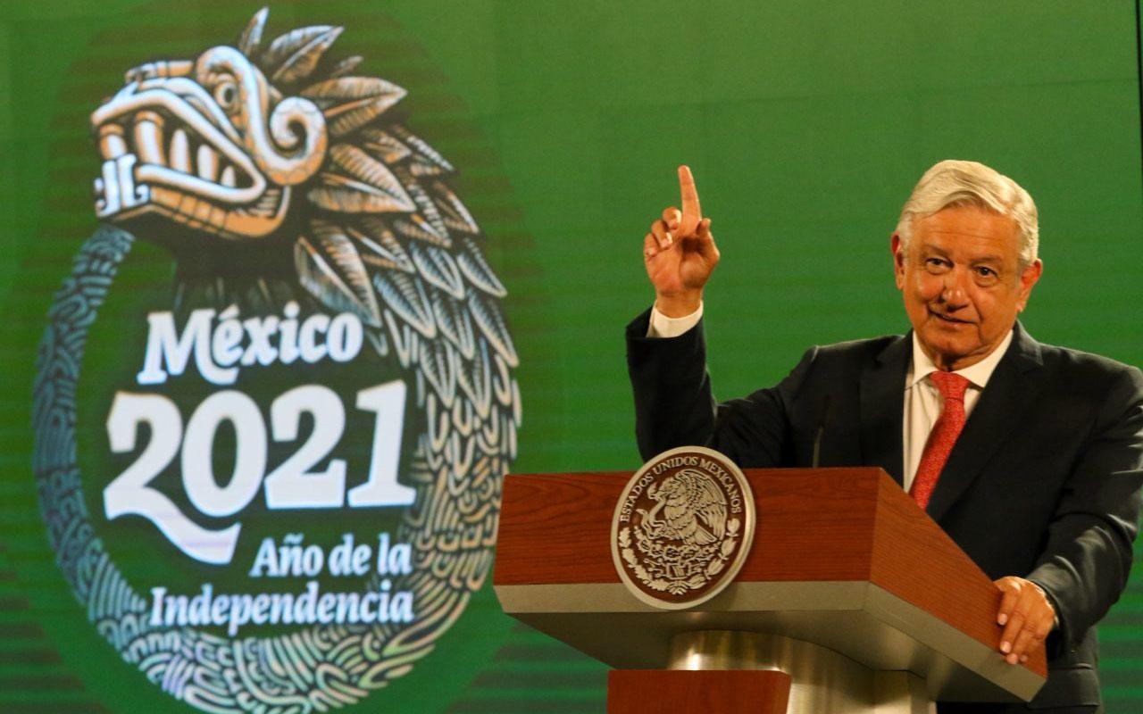 """""""No hubo elección de Estado"""": López Obrador"""