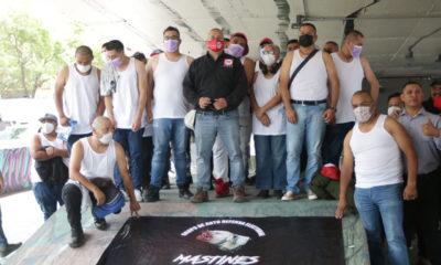 """""""Los Mastines"""" ¿grupo de choque o de autodefensa electoral?"""