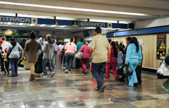 Metro Zócalo permanecerá cerrada. Foto: Especial