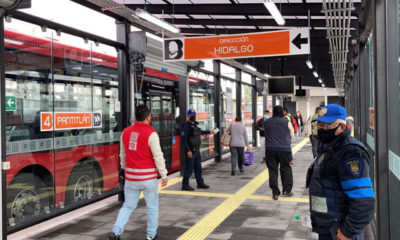 Llega Metrobús hasta Pantitlán