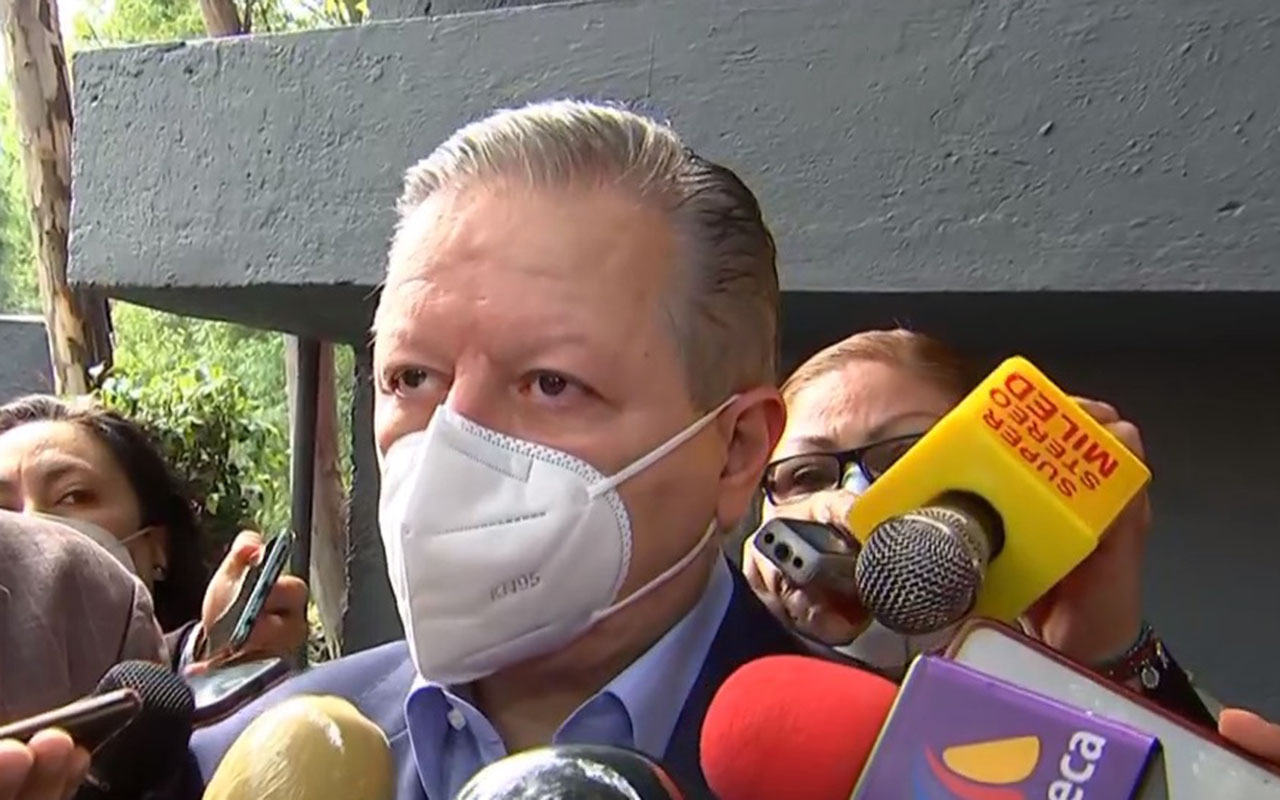 """""""Al final, lo que va a prevalecer es la unidad"""", ministro Zaldívar"""