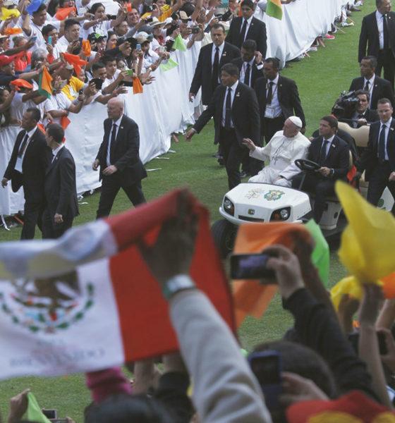 Descartan próxima visita del Papa Francisco a México