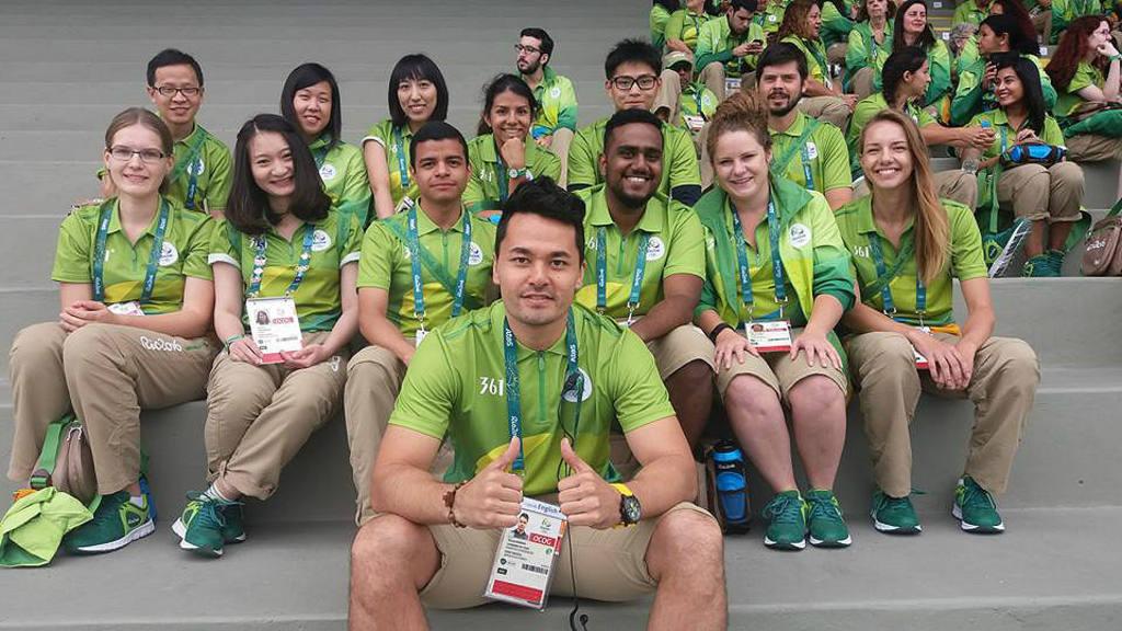 Renuncian voluntarios para los Juegos Olímpicos. Foto: Especial