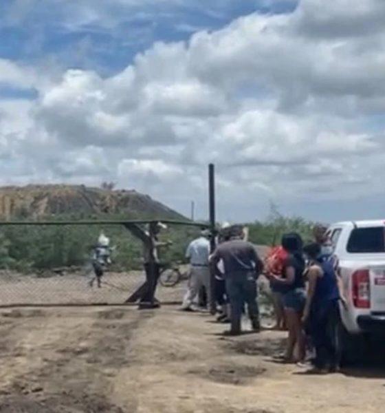 Reportan accidente en mina en Coahuila; siete trabajadores atrapados