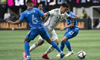 Selección mexicana no pudo con Honduras. Foto: Twitter
