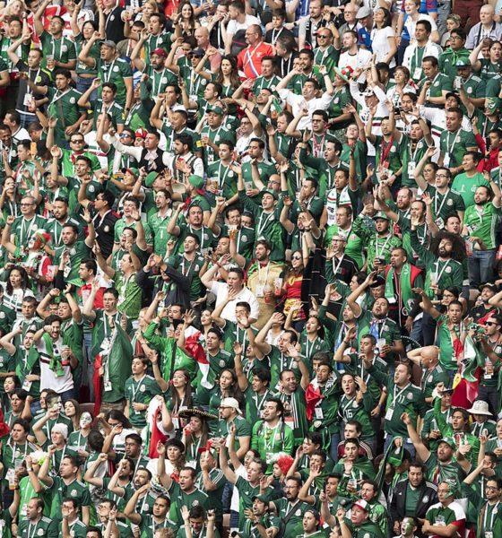 Selección mexicana se podría quedar el mundial por grito. Foto: Twitter Mi Selección