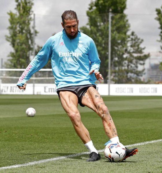 Sergio Ramos, a punto de definir su futuro. Foto: Twitter Sergio Ramos