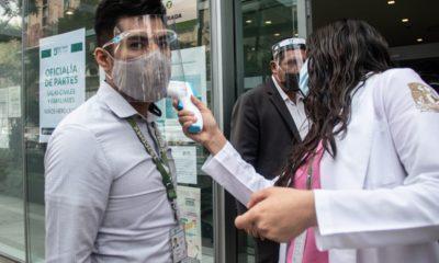 Se abren oficinas en la Ciudad de México para servidores públicos. Foto: Cuartoscuro