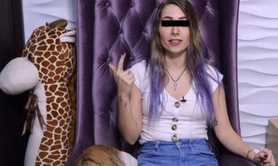 Dan prisión preventiva oficiosa a la youtuber YosStop por caso Ainara