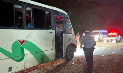 Guardia Nacional y el INM rescatan 108 migrantes en Chiapas
