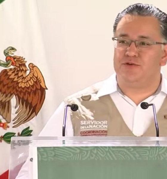 Renuncia coordinador de Programas para el Desarrollo de la 4T