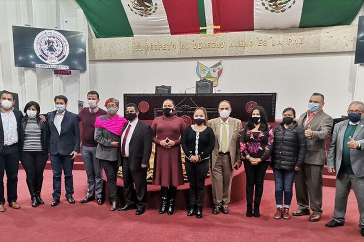 """Con """"albazo"""" legislativo, buscan despenalizar aborto en Hidalgo"""