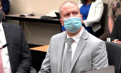 Dan 22 años de prisión a Derek Chauvin por asesinato de George Floyd