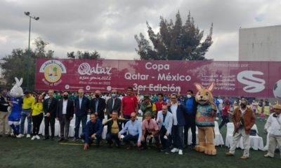 Tercera edición Qatar México. Foto: Especial