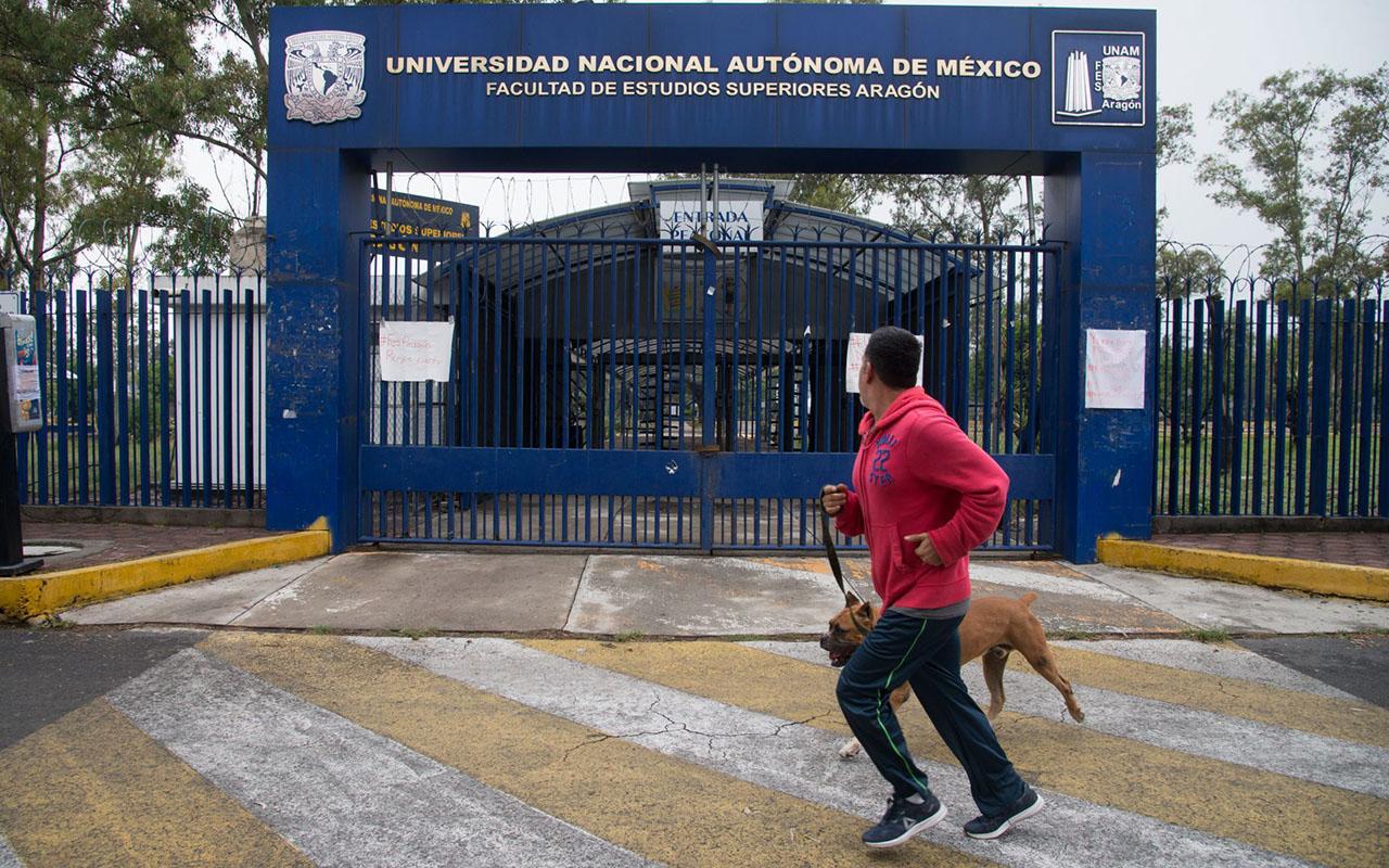 UNAM concluirá ciclo escolar con clases en línea
