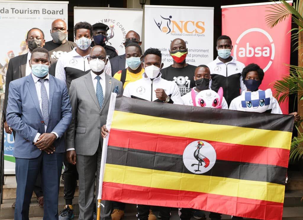 Uganda fue puesto en cuarentena. Foto: Twitter