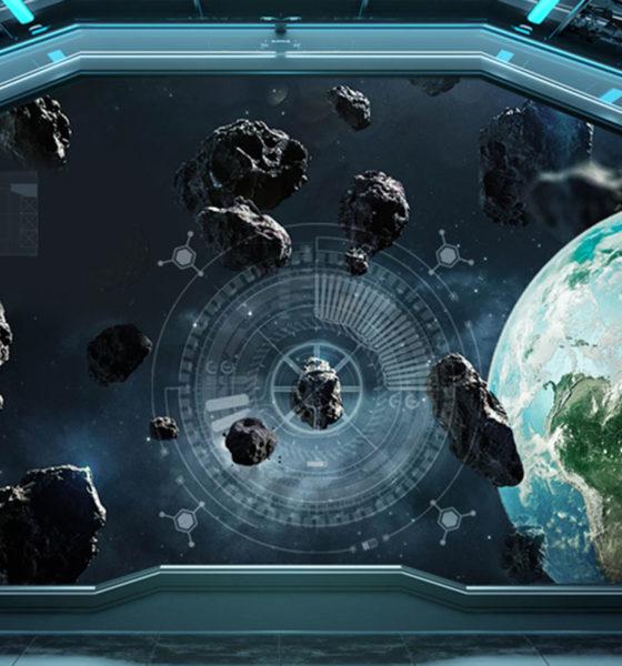 Se han detectado 17 mil asteroides cerca de la tierra