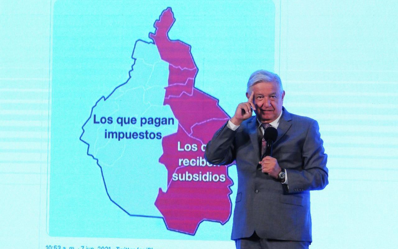 Parte de la clase media es individualista: Obrador