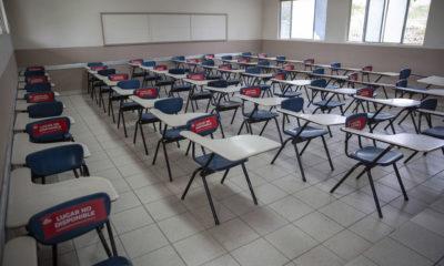 No descartan contagios de Covid en escuelas por regreso a clases