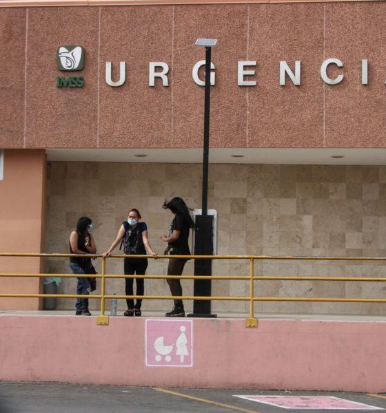 Ingresa a hospital paciente con Covid y esquema de vacunación completo. Foto: Cuartoscuro
