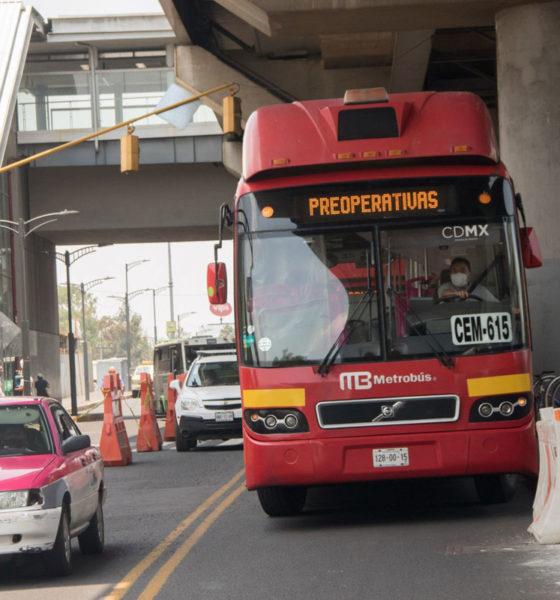 Amplían línea de Metrobús de Tláhuac hasta Metro Coyuya
