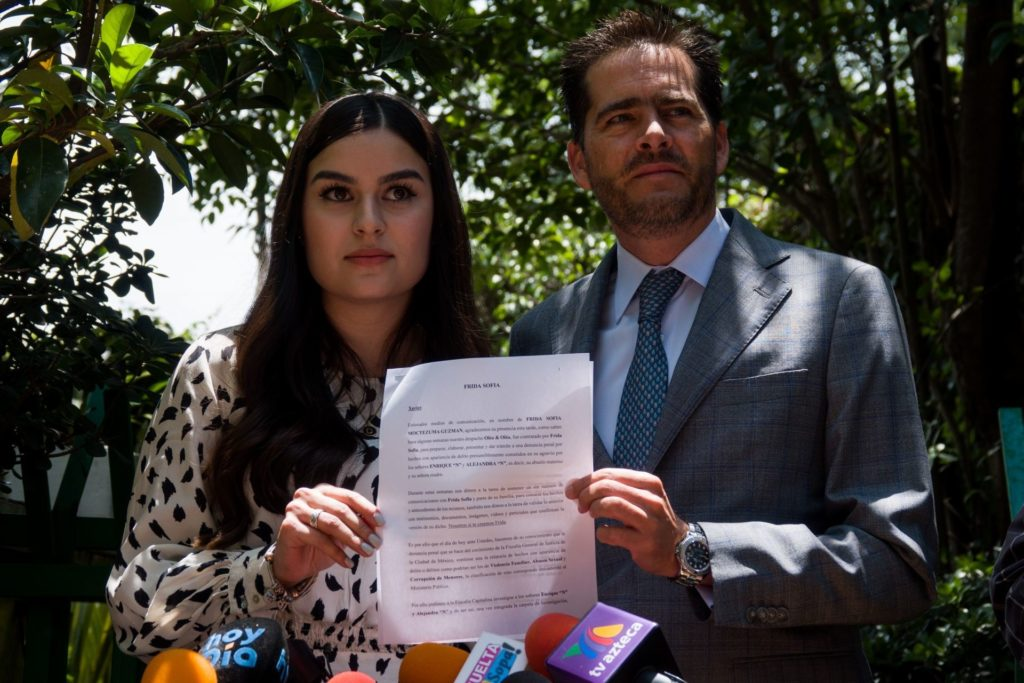 Acusan a Alejandra y Enrique Guzmán