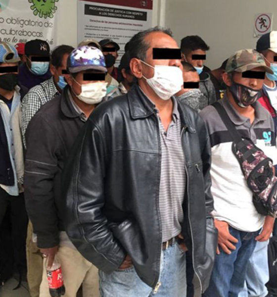 Desactivan a grupo que pretendía violentar elecciones en Edomex