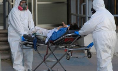 México registra mil 401 nuevos contagios de COVID-19