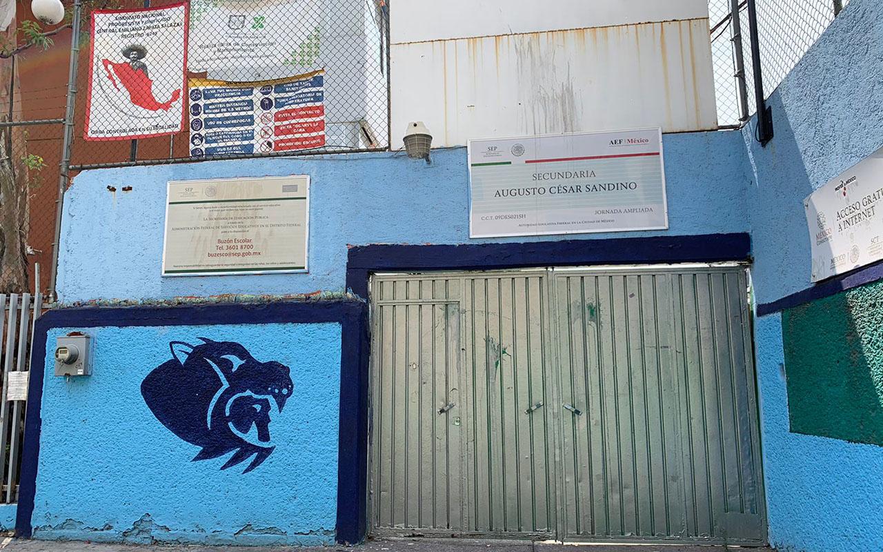 Escuelas de la CDMX en espera de recibir alumnos