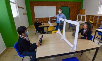 Revisan SEP y escuelas particulares acciones sanitarias del regreso a clases
