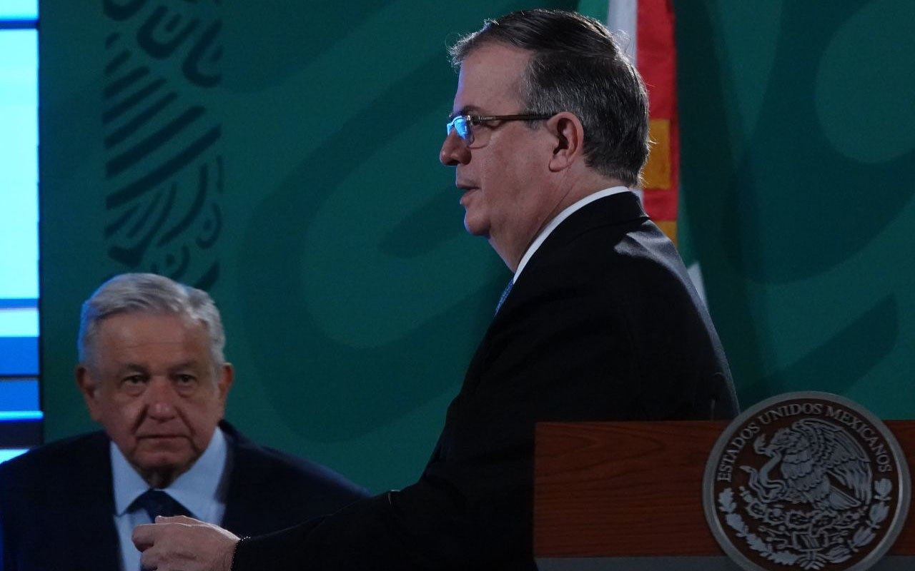 EU no debe financiar a ONG´s políticas, insiste el gobierno de México