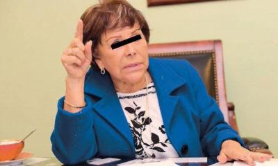 Dictan formal prisión a Alejandra Barrios por extorsión y robo agravados