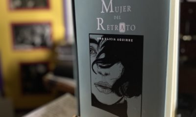 la mujer del retrato, novela