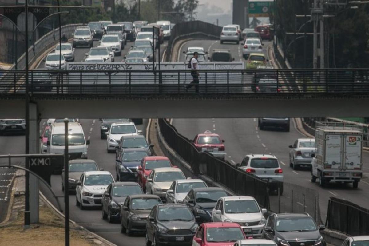 """Activan doble """"Hoy no circula"""" por altos índices de ozono en la ZMVM"""