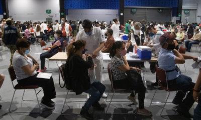 México rebasa el millón de vacunas aplicadas en un día