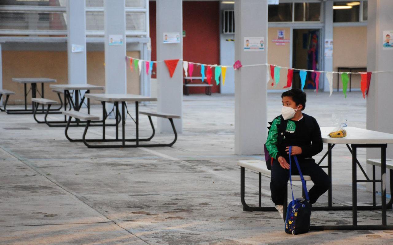 Por pandemia, 1.5 millones de alumnos no se reinscribieron al ciclo escolar 2020-2021