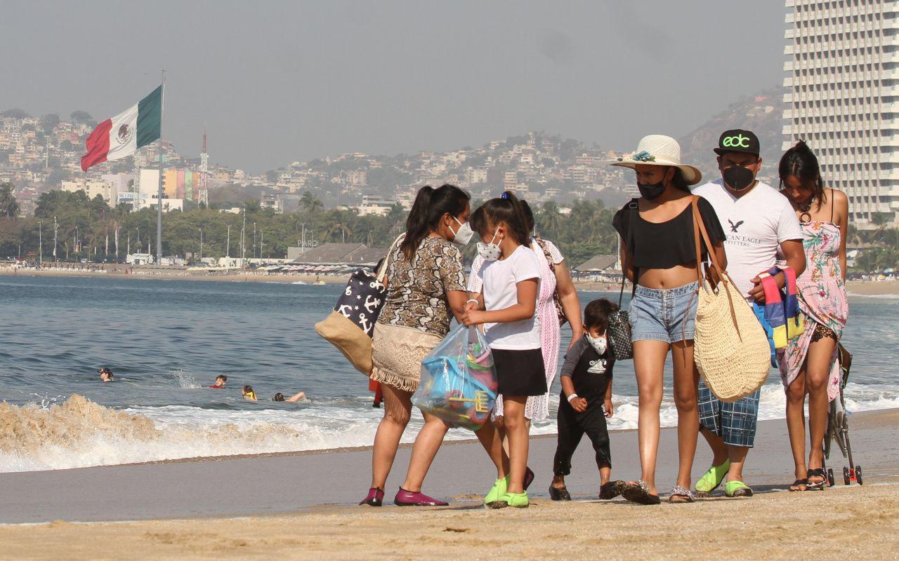 Refuerzan estrategias anticovid en vacaciones de verano