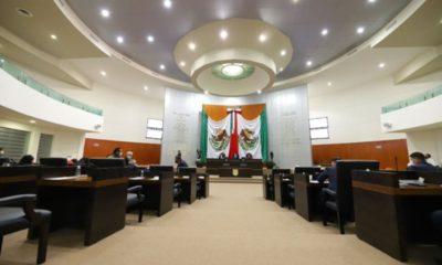 Brote de Covid-19 en Congreso de Tamaulipas; un deceso
