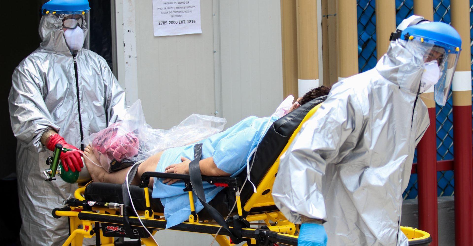 Adolescente pierde la vida por complicaciones de Covid. Foto: Cuartoscuro