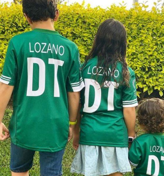Apoyo de las familias a deportistas en Juegos Olímpicos. Foto: Twitter