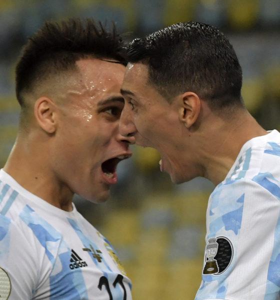 Argentina, campeón de la Copa América. Foto: Twitter