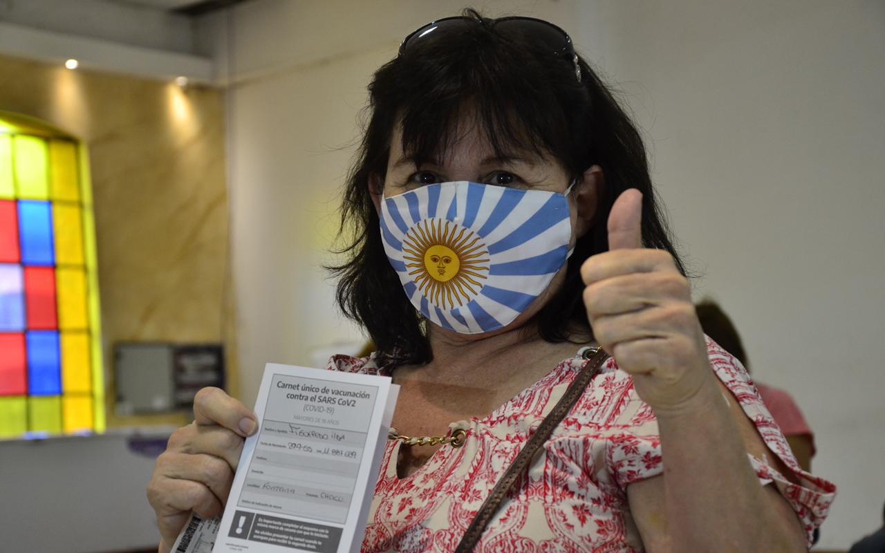 Convoca Argentina a jornada de oración por los muertos en pandemia