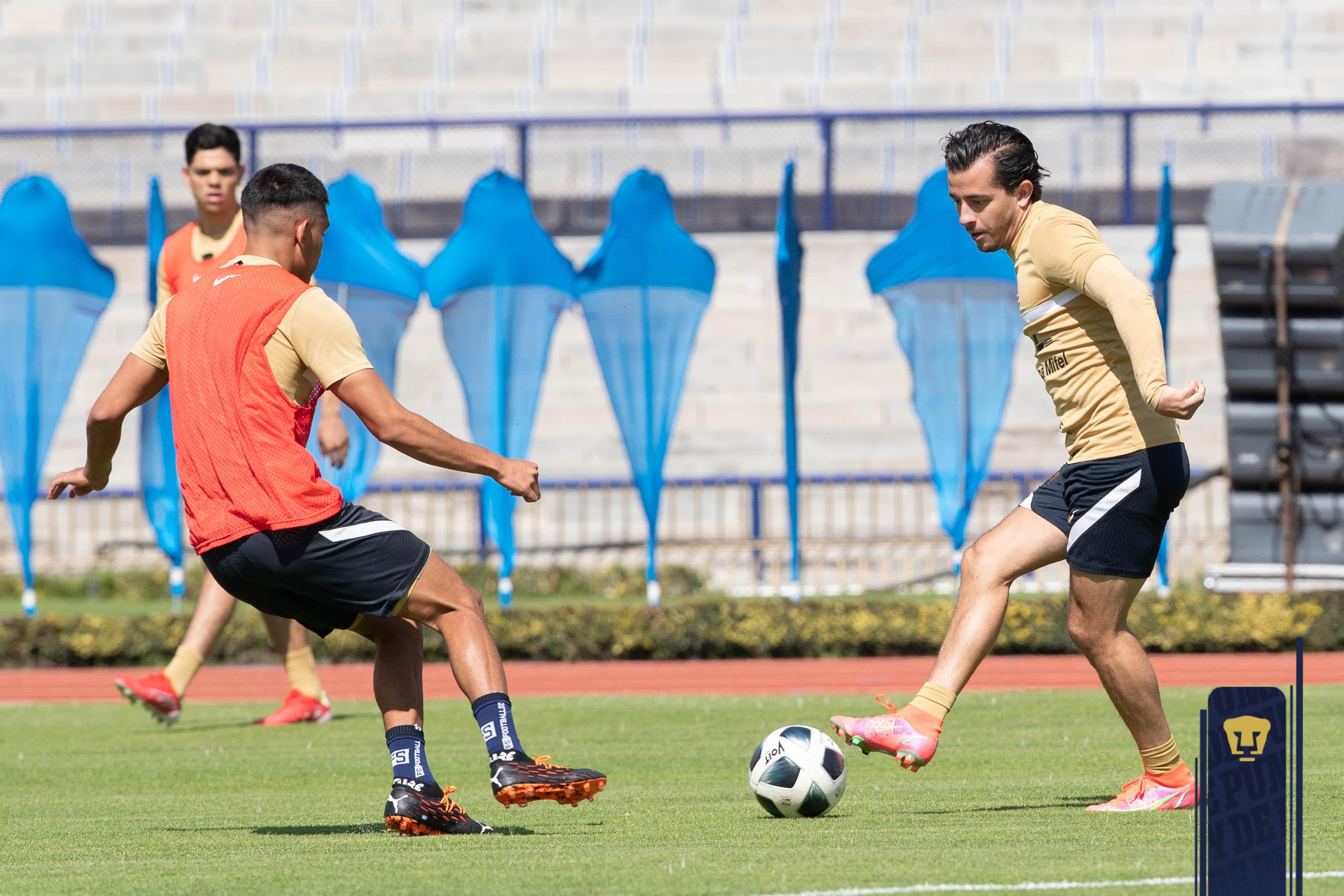 Asesta Covid golpe a los Pumas. Foto: Twitter Pumas