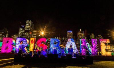 Brisbane sede de los Juegos Olímpicos. Foto: Twitter COI