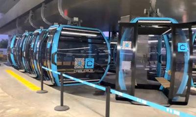 ¡Viajes gratis de altura!, así opera el Cablebús de la CDMX