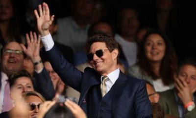 Tom Cruise Eurocopa